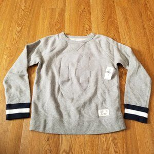 NWT GAP Kids Sweatshirt Logo Size 8